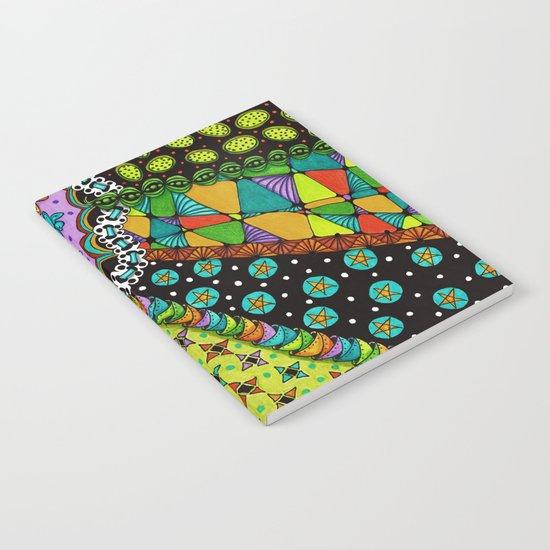 Sun Rays 2 Notebook