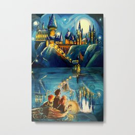 Magic at First Sight Metal Print