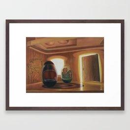 Weeburbia #3 Framed Art Print