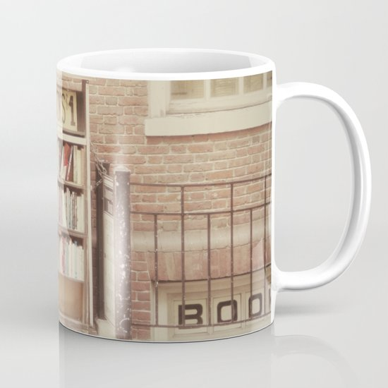 Dollar Books Mug