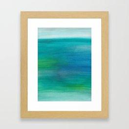 Ocean Series, 3 Framed Art Print