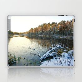 Frosted Sunset Laptop & iPad Skin