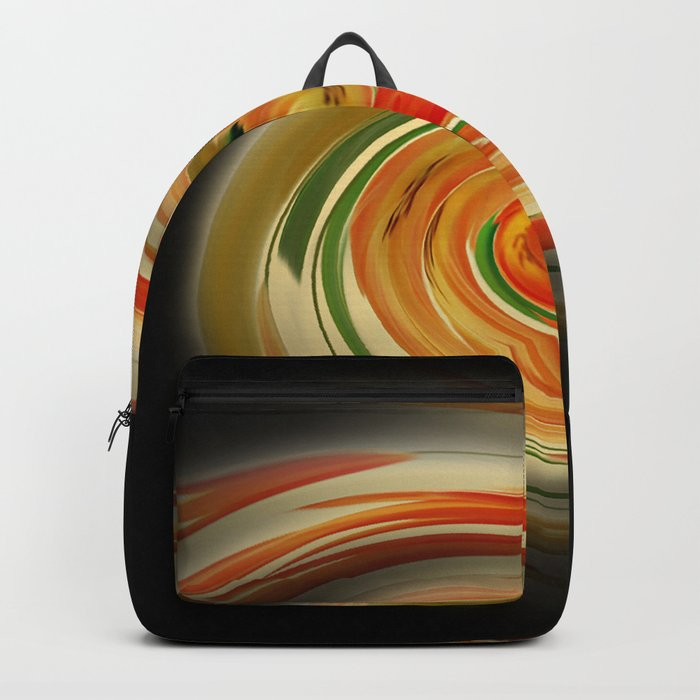 The whirl of life, W1.6B Backpack