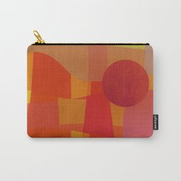 Red Hot Sun Carry-All Pouch
