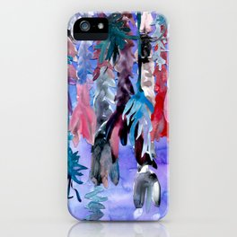 The Sentinels in the Hanging Garden #3 iPhone Case