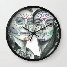 Meryl Streep and Lindsay Lohan  Wall Clock