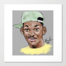 Fresh Prince Canvas Print