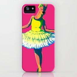 Dressed Doberman iPhone Case