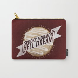 Book of Mormon - Spooky Mormon Hell Dream Carry-All Pouch