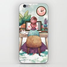 Workspace iPhone & iPod Skin