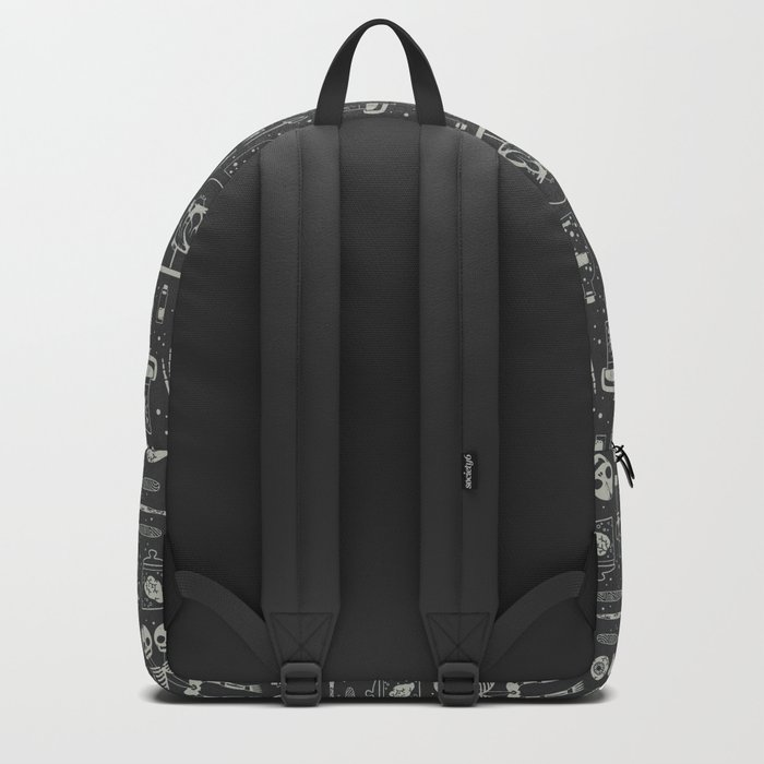 Oddities: X-ray Backpack