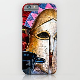 Glory of the heroic age iPhone Case