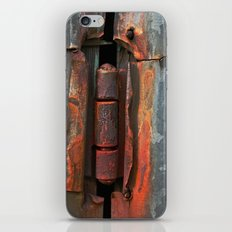 Hinge and Rust Wave iPhone & iPod Skin
