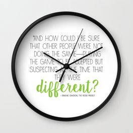 Different Wall Clock