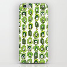 Owls In The Trees iPhone & iPod Skin