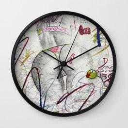 Sexy. Wall Clock