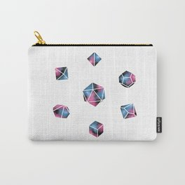 Dice & Dwarf Galaxies Carry-All Pouch