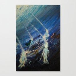 Esoteric Depths Canvas Print