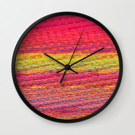 This Is The End You Point At Whatever You Want To die Wall Clock