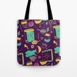 Cerealously Loopy Tote Bag