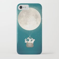 moon bunnies iPhone 7 Slim Case