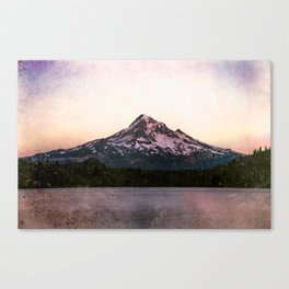Getting Lost at the Lake Canvas Print