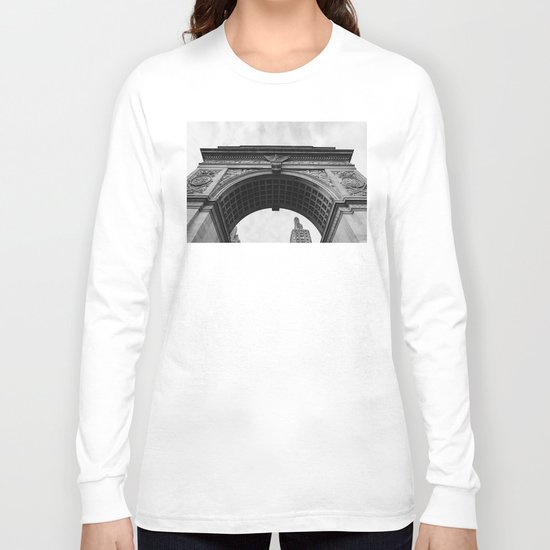 Washington Square Arch II Long Sleeve T-shirt