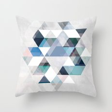 Graphic 111 Throw Pillow