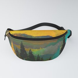 The Sunset Fanny Pack