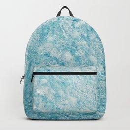 Crystal Water Marble Backpack