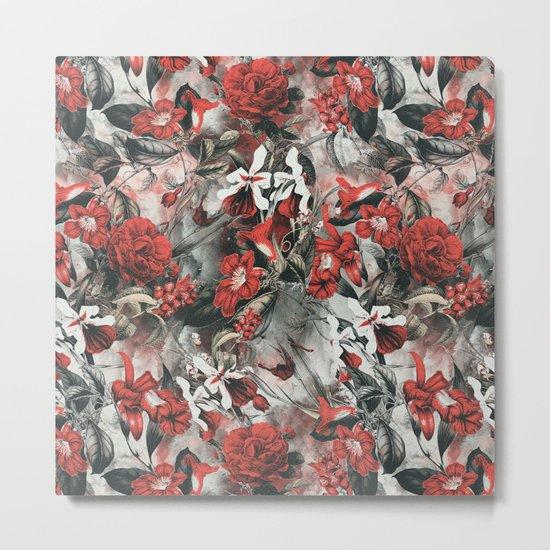 Botanical Garden VSF30 Metal Print