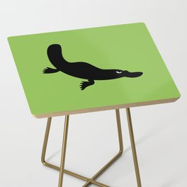 Angry Animals - Platypus Side Table