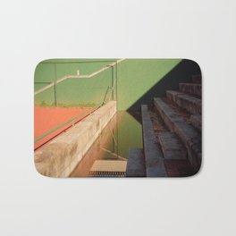Distorsion Tennis Bath Mat