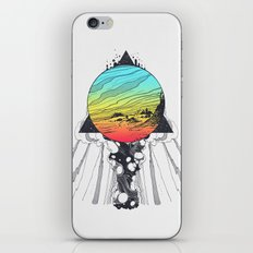 Filtering Reality iPhone & iPod Skin