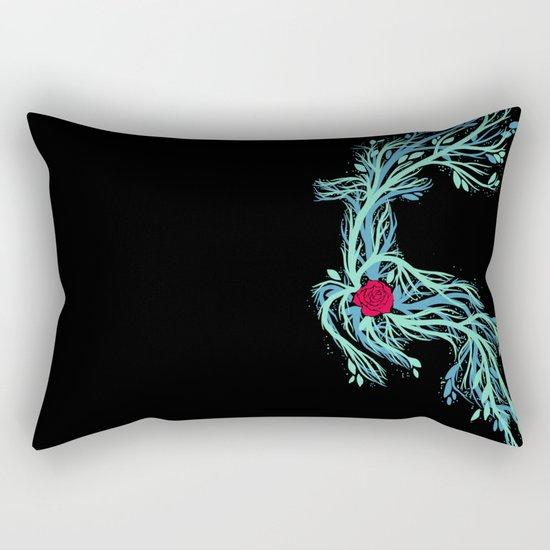 Spirit Vines Rectangular Pillow