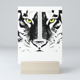 The Tiger Inside Mini Art Print