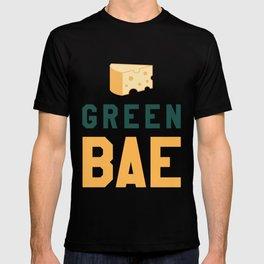 Green Bae   GB Packers T-shirt