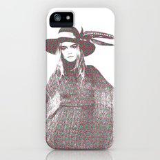 Cara Delevingne: Issa iPhone (5, 5s) Slim Case