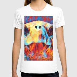 Loggerhead Sea Turtle T-shirt
