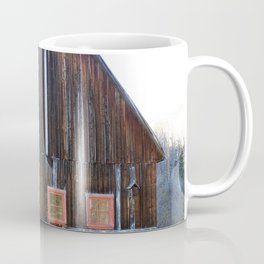 Rustic Old Country Barn Coffee Mug
