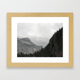 Yosemite Valley 3 Framed Art Print