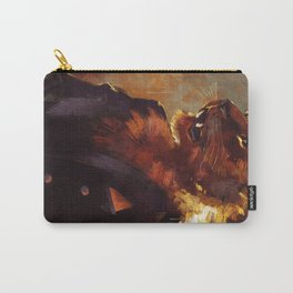 Dandy Lion Carry-All Pouch