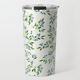 Blueberry Fields Travel Mug