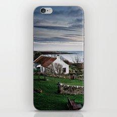 Seaside Cottage iPhone & iPod Skin