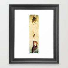 My Bird Framed Art Print