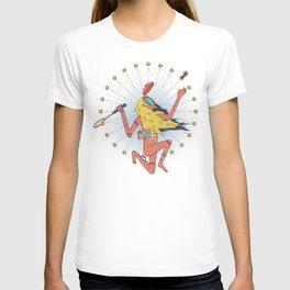 Instinct & Intuition. T-shirt