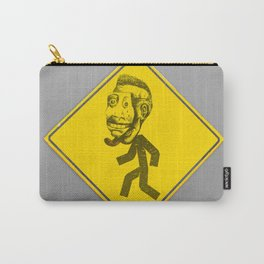 Mask man crossing Carry-All Pouch