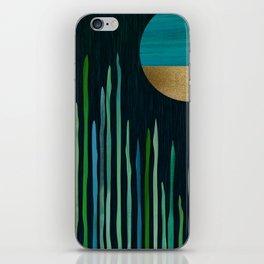 Emerald Dreams iPhone Skin