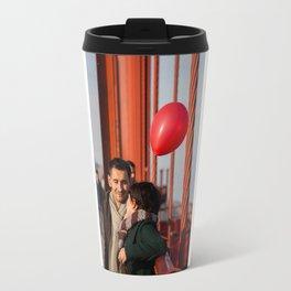 Balloon Love Travel Mug