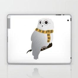 Hufflepuff Hedwig Laptop & iPad Skin